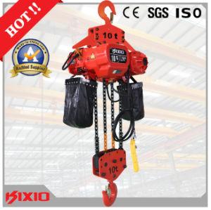 Construction Crane 10t, Electric Lifter, Harga Hoist Crane 10 Ton pictures & photos