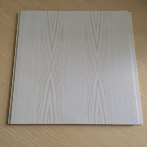 Wood Plastic Ceiling Design PVC Interior Decorative Wall Panels, Cielo Raso De PVC pictures & photos