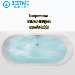 Wholesale Price Simple Design Acrylic Bathtub (BT-M037) pictures & photos