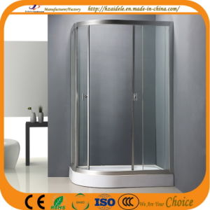 Left and Right Shower Glass Bathroom (ADL-8026) pictures & photos