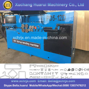 CNC Auto Rebar Bending Machine / Stirrup Rod Bender for Steel Wire pictures & photos