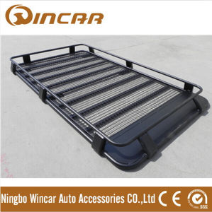 Steel Roof Top Luggage Carrier Basket for Usv Car