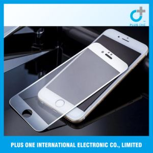 HD Colored Mirror Tempered Glass for iPhone 6 Plus/6s Plus pictures & photos