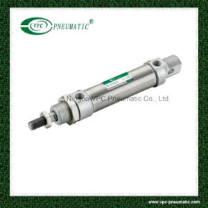 Mi Series ISO6432 Standard Air Cylinder Mini Pneumatic Cylinder pictures & photos