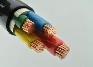 Aluminum Conductor XLPE Insulation Steel Wire Armoured PVC Sheath Shielded Power Cable pictures & photos