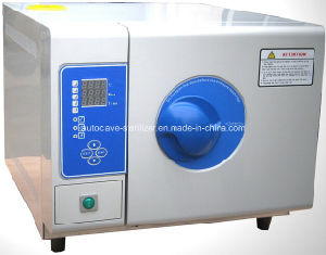 18L / 24L Pulsating Vacuum Sterilizer with Printer with LCD Display