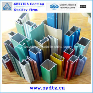 Pure Polyester Powder Coating for Aluminum pictures & photos