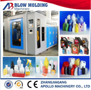 Detergents Shampoo Liquid Soap Bottles Blow Molding Machine From Apollo pictures & photos