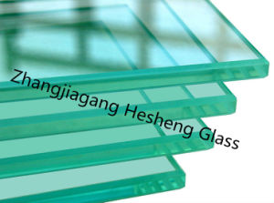 8mm Plain Tempered Glass Used for Wash Table with CCC Certificate pictures & photos