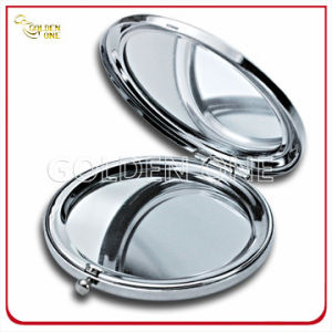 Best Selling Polish Chrome Plated Metal Make up Mirror pictures & photos
