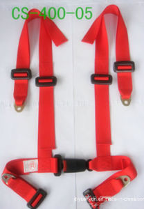 Universal Full Back 4-Point Safety Belts pictures & photos