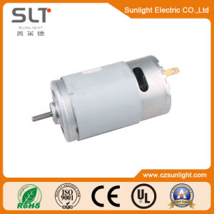 Hot Sale Mini DC Brushed Motor for Office Equipment pictures & photos