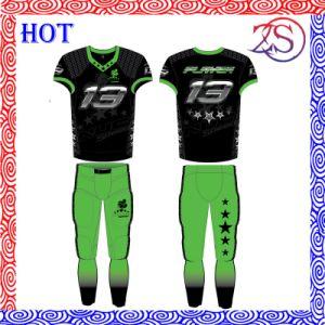 Wholesale Custom Blank American Football Shirt/Uniform for Men pictures & photos