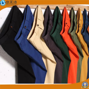 OEM Men′s Fashion Chino Pants Twill Color Cotton Pants pictures & photos