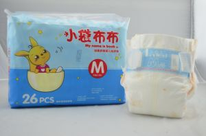 Dry Soft Disposable Baby Diaper for OEM pictures & photos