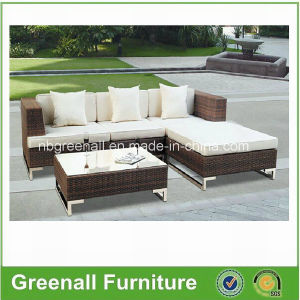 Wicker Rattan Outdoor Furniture Corner Sofa pictures & photos