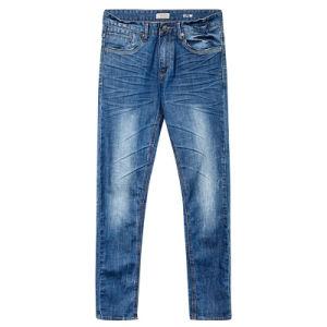 Hot Sale Popular blue Denim Cotton Jeans for Men
