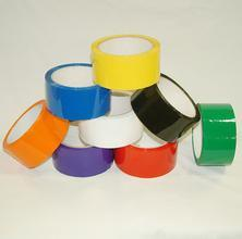 Colorful Adhesive BOPP Packing Tape pictures & photos