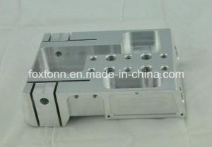 Custom CNC Machining Gold Electroplating Aluminum Parts pictures & photos