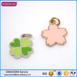 Wholesale Fashion Jewelry Metal Alloy Jewelry Sun Follower Leaf Charm pictures & photos