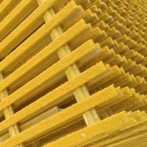 FRP/GRP Pultruded Gratings, FRP/GRP Pultruded Profiles pictures & photos