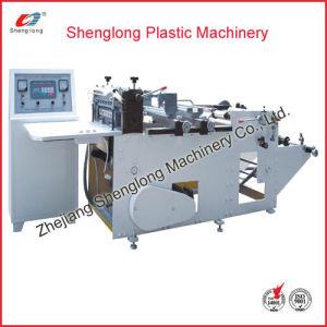 Sleeve Label Plastic Film Automatic Cutter & Cutting Machine (TCJ-QD550) pictures & photos