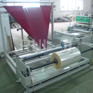 Triangle Plastic BOPP Film Folder Machine pictures & photos