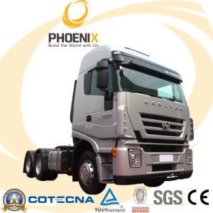 Hongyan Iveco 6X4 430HP Tractor Truck Head with S100 Cabin pictures & photos