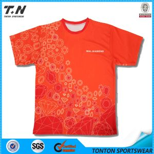 Hot Selling Custom Full Print Golf T-Shirts pictures & photos