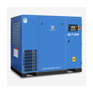 European Belt Driven Screw Air Compressor 20HP pictures & photos