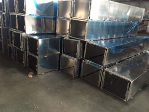 Bended Solid Aluminum Panel with ISO, CE, SGS (GL-020) pictures & photos