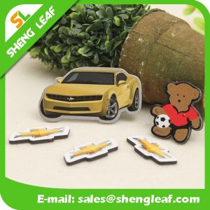 Coated Paper Car Shape Fridge Magnet pictures & photos