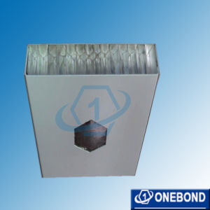 Onebond Aluminum Honeycomb Composite Panel for Curtain Wall pictures & photos