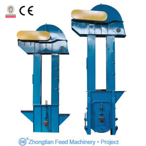 Wheat, Soybean Vertical Transport Bucket Elevator Conveyor pictures & photos