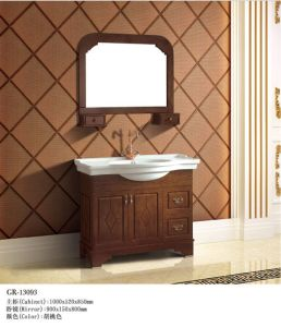 Luxury European Style Bathroom Cabinet (13093) pictures & photos
