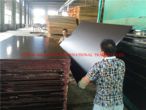 Building Materials Film Faced Plywood for Conctruction pictures & photos