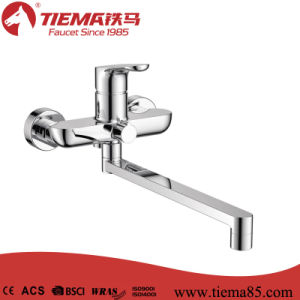 High Quality Brass Single Lever Kitchen Faucet (ZS41602A)