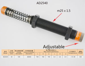 AC1210 Series Adjustable Hydraulic Buffer pictures & photos