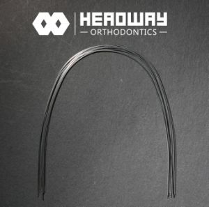 Factory Direct Dental Orthodontic Niti Arch Wire, Round Niti Archwire pictures & photos