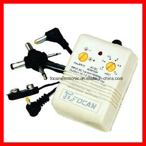 12W Adjustable Voltage Power Adapter pictures & photos