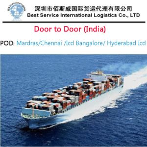 Ocean Shipping Service as Full Container to Hyderabad India pictures & photos
