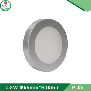 LED Downlight (DC12V, 1.8W; 65mm*H10mm) pictures & photos