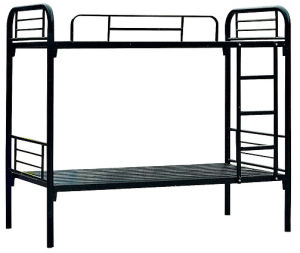 Modern Double Adult Metal Bunk Beds for School (BD-63) pictures & photos