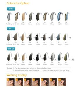 Ce & FDA Digital Hearing Aid, Hearing Aid pictures & photos
