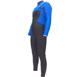 Men′s 2/3mm Neoprene Long Sleeve Wetsuit (HX-L0224) pictures & photos