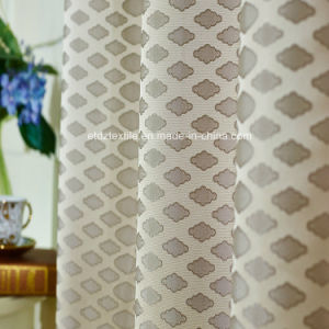2016 Morden Polyester Soft Texile Window Curtain and Shower Curtain pictures & photos