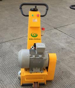 Construction Equipment Working Width 250mm Concrete Surface Scarifying Machine Gye-250e pictures & photos
