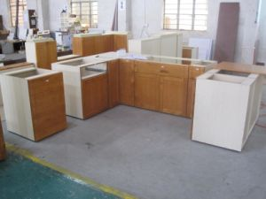 Kitchen Cabinet Boxes /Custom Made Cabinet Boxes Factory (YB-16002) pictures & photos