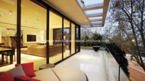 7150 Series Aluminium Glass Sliding Door pictures & photos