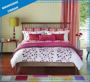 4 PCS Cotton Polyester Duvet Cover Set pictures & photos